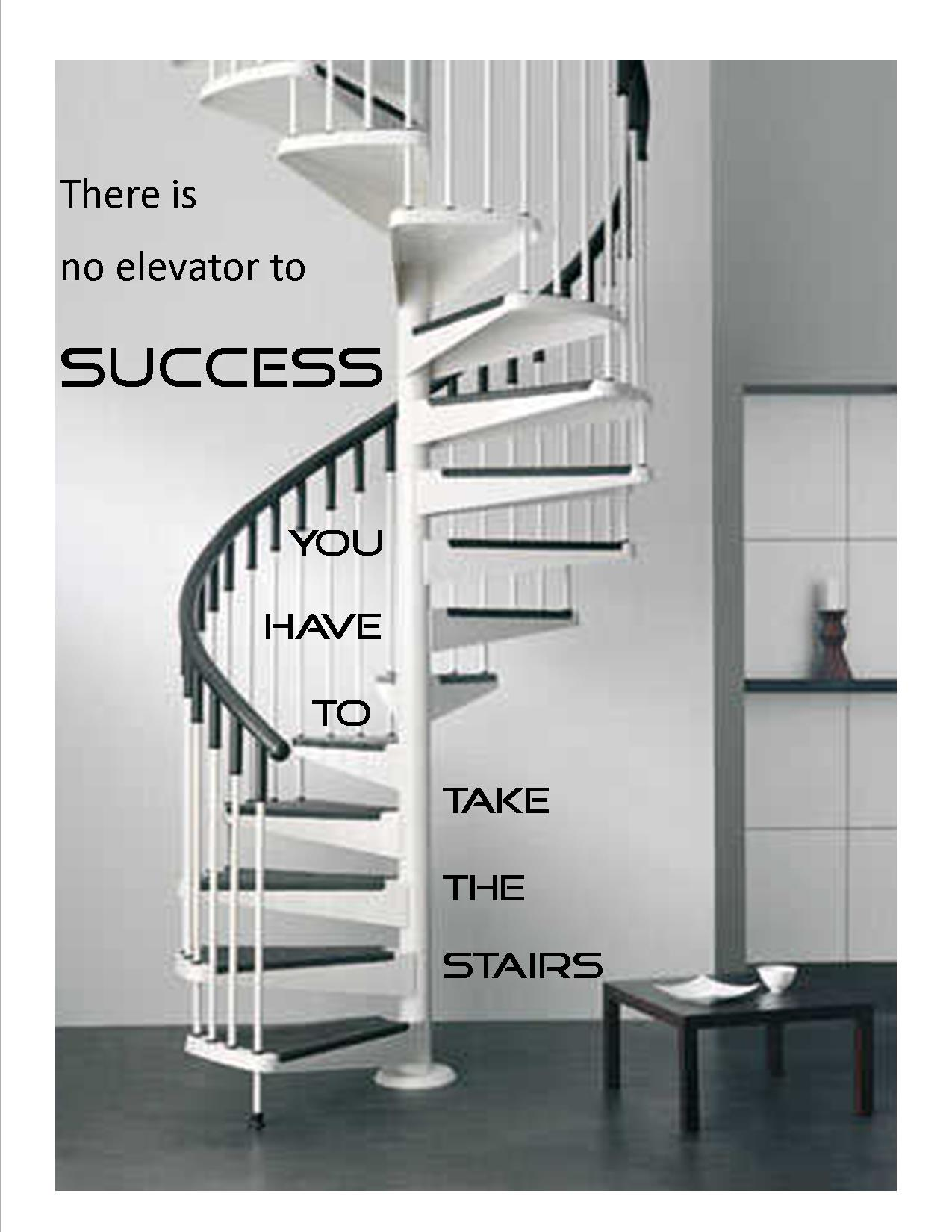 Success Stairs - 2