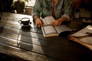 Writer - david iskander - unsplash